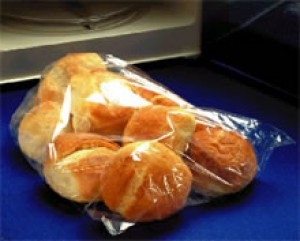Inflight Oven Bags for Cooking and Reheating